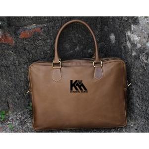 Slim Vintage Laptop Bag-KML - 2002